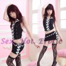 New SEXY & HOT Race Girl Cosplay Dress Cute women Costume Lingerie RG# 06
