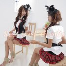 Princess Lolita Cake dress Costume Cosplay Japanese Hot Sexy Cute women badydoll PI11