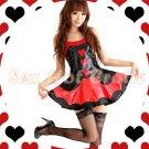Princess Lolita Cake dress Costume Cosplay Japanese Hot Sexy Cute women badydoll PI12