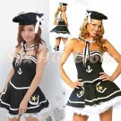 New SEXY & HOT Sailor Girl Cosplay Dress Cute women Costume Lingerie SA# 05