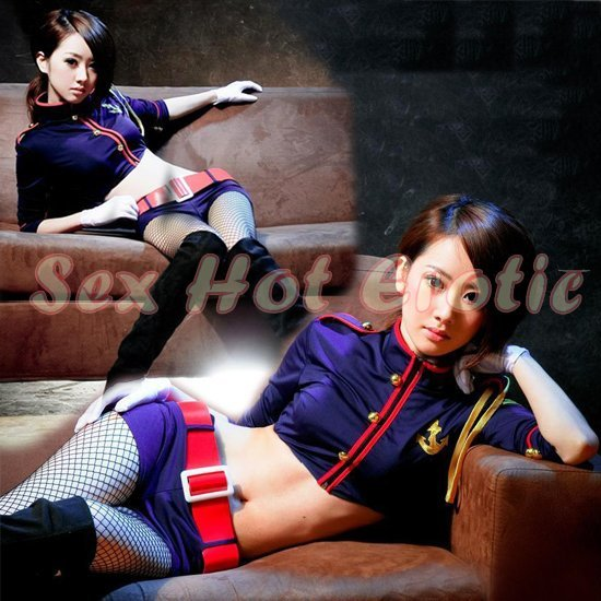 New SEXY & HOT Sailor Girl Cosplay Dress Cute women Costume Lingerie SA# 10
