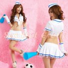 New SEXY & HOT Sailor Girl Cosplay Dress Cute women Costume Lingerie SA# 11