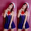 New SEXY & HOT Sailor Girl Cosplay Dress Cute women Costume Lingerie SA# 16