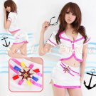New SEXY & HOT Sailor Girl Cosplay Dress Cute women Costume Lingerie SA# 21