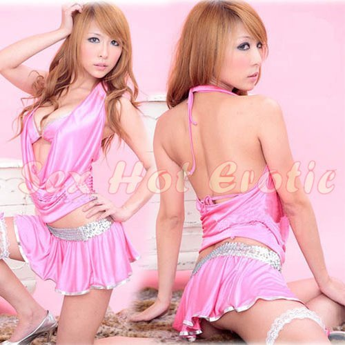 Clubbing Evening Stage Dancer Dress Sexy Lingerie Hot Cute women dress badydoll CD10