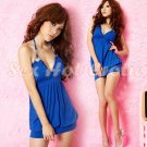 Clubbing Evening Stage Dancer Dress Sexy Lingerie Hot Cute women dress badydoll CD13