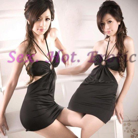 Clubbing Evening Stage Dancer Dress Sexy Lingerie Hot Cute women dress badydoll CD15