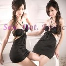 Clubbing Evening Stage Dancer Dress Sexy Lingerie Hot Cute women dress badydoll CD15