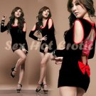 Clubbing Evening Stage Dancer Dress Sexy Lingerie Hot Cute women dress badydoll CD16
