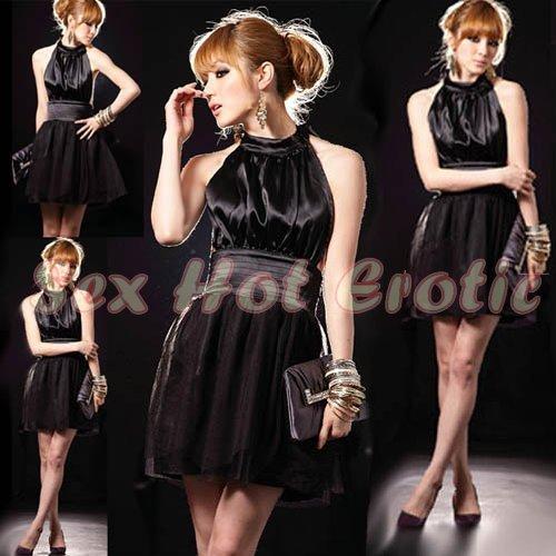 Clubbing Evening Stage Dancer Dress Sexy Lingerie Hot Cute women dress badydoll CD17