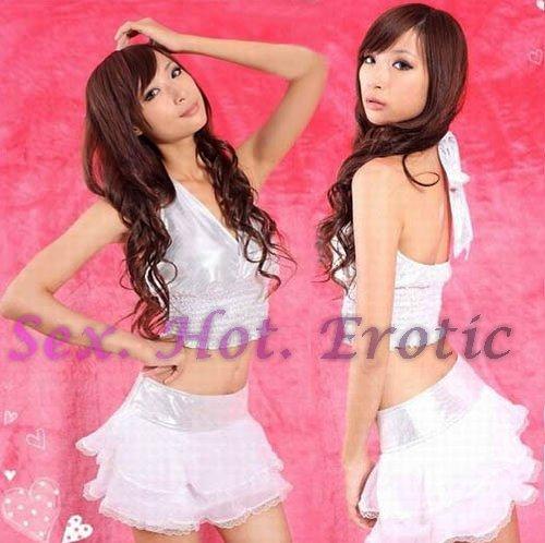 Clubbing Evening Stage Dancer Dress Sexy Lingerie Hot Cute women dress badydoll CD18
