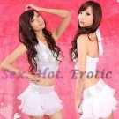 Clubbing Evening Stage Dancer Dress Sexy Lingerie Hot Cute women dress badydoll CD18