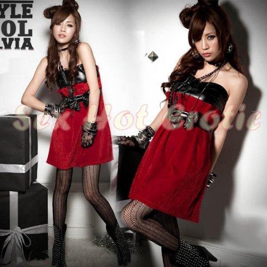 Clubbing Evening Stage Dancer Dress Sexy Lingerie Hot Cute women dress badydoll CD19