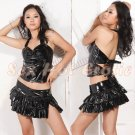 Clubbing Evening Stage Dancer Dress Sexy Lingerie Hot Cute women dress badydoll CD23