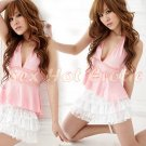 Clubbing Evening Stage Dancer Dress Sexy Lingerie Hot Cute women dress badydoll CD24