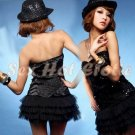 Clubbing Evening Stage Dancer Dress Sexy Lingerie Hot Cute women dress badydoll CD26