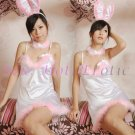 New SEXY & HOT Party Girl Cosplay Rabbit Dress Cute women Costume Lingerie CR# 02