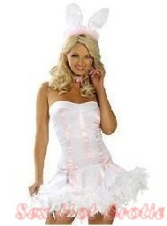 New SEXY & HOT Party Girl Cosplay Rabbit Dress Cute women Costume Lingerie CR# 06