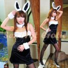 New SEXY & HOT Party Girl Cosplay Rabbit Dress Cute women Costume Lingerie CR# 09