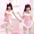 New SEXY & HOT Party Girl Cosplay Rabbit Dress Cute women Costume Lingerie CR# 10