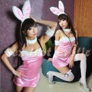New SEXY & HOT Party Girl Cosplay Rabbit Dress Cute women Costume Lingerie CR# 12