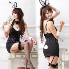 New SEXY & HOT Party Girl Cosplay Rabbit Dress Cute women Costume Lingerie CR# 16