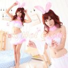New SEXY & HOT Party Girl Cosplay Rabbit Dress Cute women Costume Lingerie CR# 19