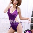 Fee Sexy High quality Polyester Lace babydoll lingerie ladies underwear women sleepwear FS41