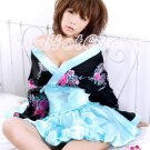 Fee Sexy High Quality Kimono Babydoll lingerie Hot Women Underwear Cute Nigthwear SleepDress FS31