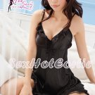 Fee Sexy High Quality Women underwear Hot lace babydoll lingerie Nightwear Ladies underwear FS09