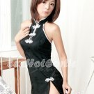 Fee Sexy High Quality Wonmen underwear Cheongsam babydolly lingerie Hot Nightwear G String FS07