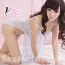Fee Sexy High quality gauze babydoll lingerie lady underwear women sleepwear nightwear G string FS76