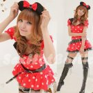 New Halloween Party Costume cosplay dress Hot Sexy lingeries Cowgirl HW02