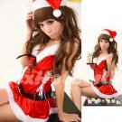 New SEXY & HOT Christmas Girl Cosplay Dress Cute women Costume Lingerie CM# 09