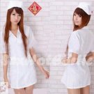 New Hot Women Lingerie Sexy Nurse Cosplay Adult Costume Dress NU# 52