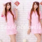 New Hot Women Lingerie Sexy Nurse Cosplay Adult Costume Dress NU# 53