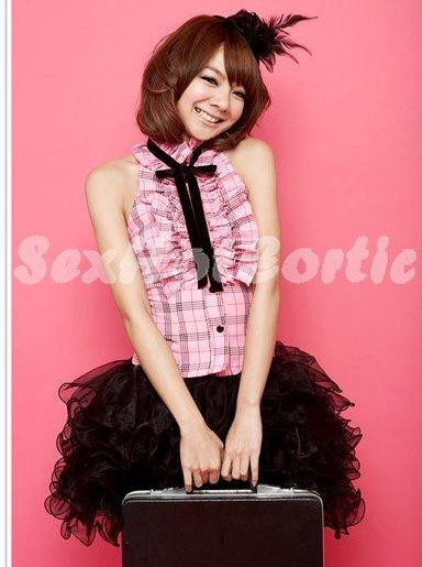 Princess Lolita Cake dress Costume Cosplay Japanese Hot Sexy Cute women badydoll PI18