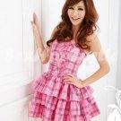 Princess Lolita Cake dress Costume Cosplay Japanese Hot Sexy Cute women badydoll PI28