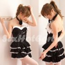 Princess Lolita Cake dress Costume Cosplay Japanese Hot Sexy Cute women badydoll PI30