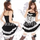 Princess Lolita Cake dress Costume Cosplay Japanese Hot Sexy Cute women badydoll PI34