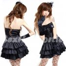 Princess Lolita Cake dress Costume Cosplay Japanese Hot Sexy Cute women badydoll PI35