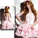 Princess Lolita Cake dress Costume Cosplay Japanese Hot Sexy Cute women badydoll PI36