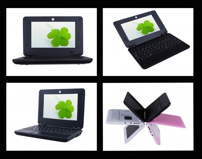 """Funky Mini Laptops 7"""""""