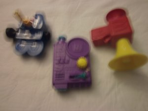 1993 happy meal mcdonald toys
