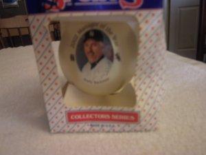 sports collectors series ornament