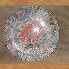 rose medallion pottery