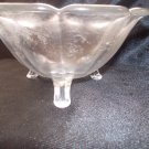 vintage crystal candy dishes