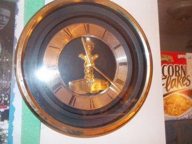 vintage battery orporated daniel dakota clocks