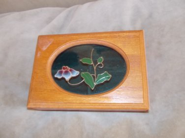 vintage wooden jewerly boxes