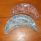 vintage royal paisley bone dishes